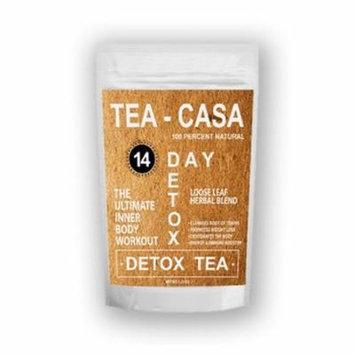 Organic Loose Leaf Herbal Blend Detox Tea