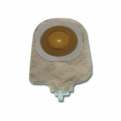 Premier convex flextend drain pouch, cut to fit, 1
