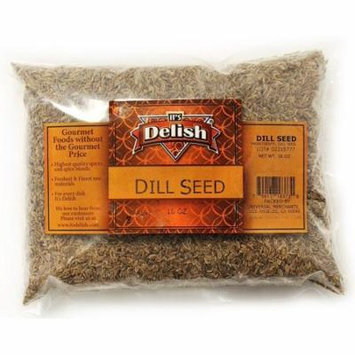 Whole Dill Seeds by Its Delish, 1 lb
