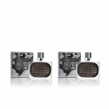 UNDISPUTED Cologne Spray, 3.4 oz | (2 pack)