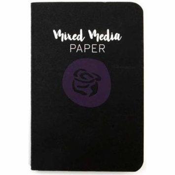 Mixed Media Paper - Prima Traveler's Journal Passport Refill Notebook