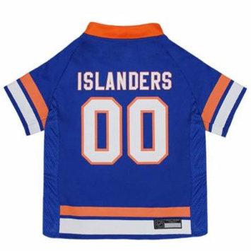 New York Islanders Mesh Hockey Dog Jersey