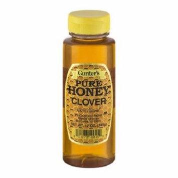 Gunter Pure Clover Honey Case of 12 12 oz.
