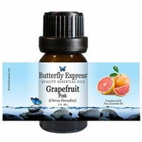 Grapefruit Pink Essential Oil 10ml - 100% Pure - by Butterfly Express