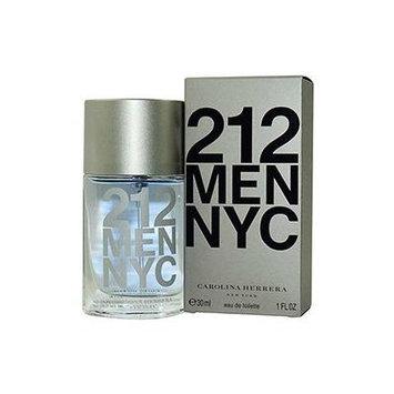 212 NYC Carolina Herrera Eau De Toilette Spray 1.0 Oz Limited Edition For Men