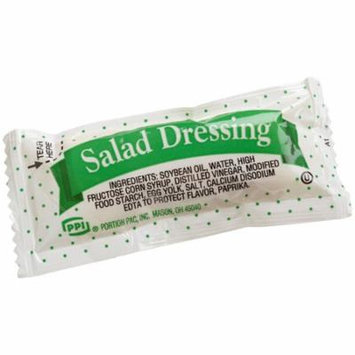 200 pack: Portion Pack Salad Dressing, 0.42 oz