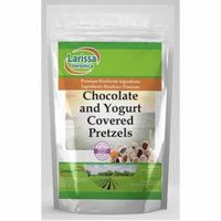 Chocolate and Yogurt Covered Pretzels (16 oz, ZIN: 524989) - 2-Pack