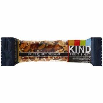 6 Pack - Kind Fruit & Nut Bar, 1.4 oz bars, Fruit & Nut Delight 12 bars