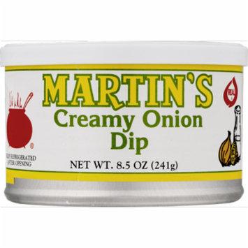 Martin's Creamy Onion Dip 8.5 oz. Can (3 Cans)