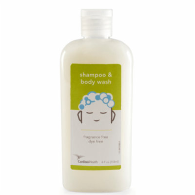 Adult shampoo and body wash, 8 oz part no. ag-sbw08 (24/case)