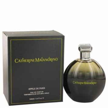 Catherine Malandrino Women Eau De Parfum Spray 3.4 Oz