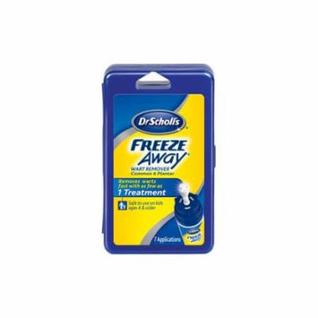 Dr. scholl's freezeaway wart remover 3-pack part no. 40532 (3/package)