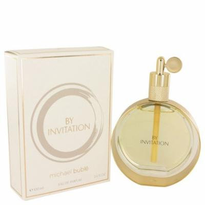 Michael Buble Women Eau De Parfum Spray 3.4 Oz