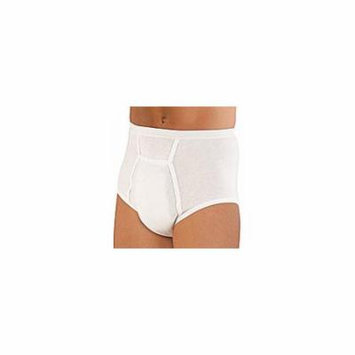 Sir dignity brief with built in protective pouch 30