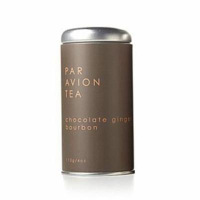 Par Avion Tea in Artisan Tin, Chocolate Ginger Bourbon
