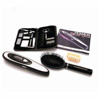 Men's Hair Growth Comb Light Therapy With Deluxe Grooming Kit Hair Treatment Kit