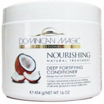 4 Pack - Dominican Magic Deep Fortifying Conditioner, 16 oz