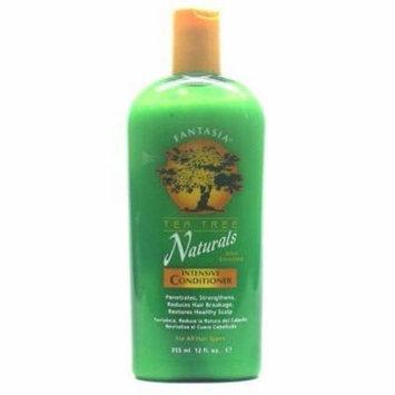 Fantasia Tea Tree Naturals Intensive Conditioner 12 Oz (Pack of 6)