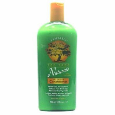 Fantasia Tea Tree Naturals Intensive Conditioner 12 Oz (Pack of 6)