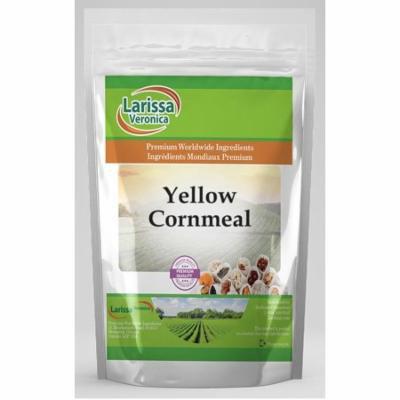 Yellow Cornmeal (8 oz, ZIN: 524859) - 3-Pack