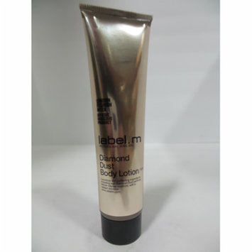 Label. M Diamond Dust Body Lotion 120 ml / 4 oz