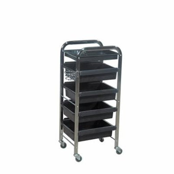 Salon Hair Coloring Trolley Beauty Equipment Cart Spa TB15