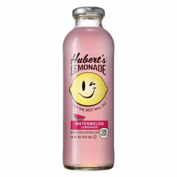 Hubert's Lemonade - Watermelon - pack of 12 - 16 Fl Oz