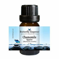 Chamomile Egyptian Essential Oil 5ml - 100% Pure by Butterfly Express