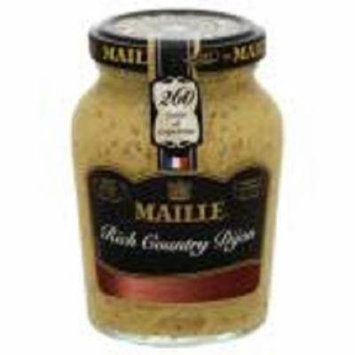 Maille Rich Country Dijon Mustard Case of 6 7 oz.