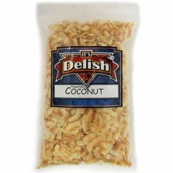 Toasted Sweetened Coconut Chips by Its Delish, 3 lbs