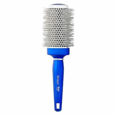 Babyliss Pro Bio Ionic Blue Wave Classic X-Large Square- Round Volumizer Brush (Single Pack) Round Brush