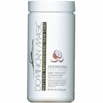 2 Pack - Dominican Magic Deep Fortifying Conditioner, 32 oz