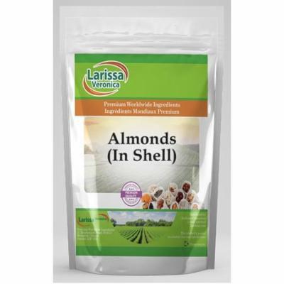 Almonds (In Shell) (8 oz, ZIN: 524563) - 3-Pack