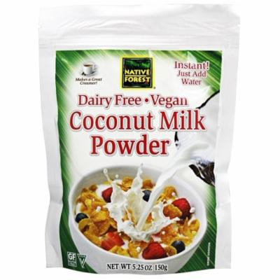 Native Forest Vegan Milk Powder Coconut Case of 6 5.25 oz.