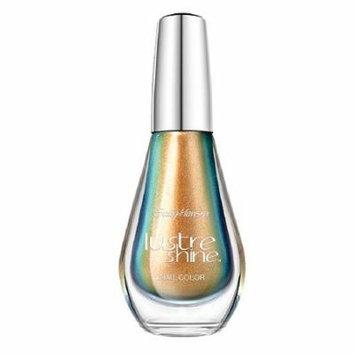 Sally Hansen Lustre Shine Nail Color Plume - 1 Ea, Pack of 2