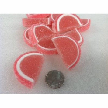 Cavalier Candies Fruit Slices Pomegranate flavor jelly candy 1 pound