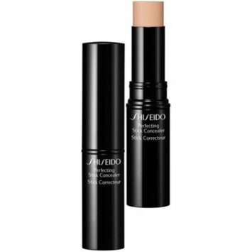 3 Pack - Shiseido Perfecting Stick Concealer for Women, No. 44 Medium 0.17 oz