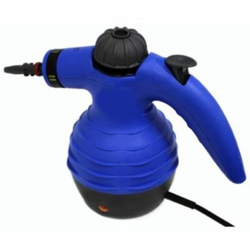 New Handheld Pressurized Steam Cleaner Multi-Purpose Steam Cleaning for Home, Auto, Patio,- Blue