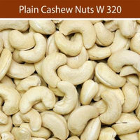 AIVA - Cashews, Raw Whole 320, Premium Grade Quality - 1 Lb