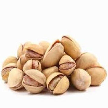 Bulk Nuts Organic Pistachios - Roasted and Salted - Case of 25 - 1 lb.