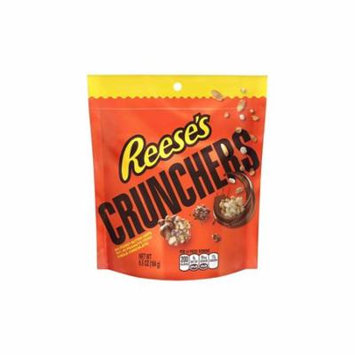 REESE'S Crunchers Pouch, 6.5 oz, 3 Pack