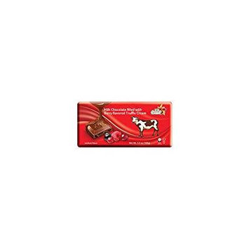 Elite Milk Chocolate Filled With Berry Flavored Truffle Cream KFP 3.5 Oz. Pk Of 3.