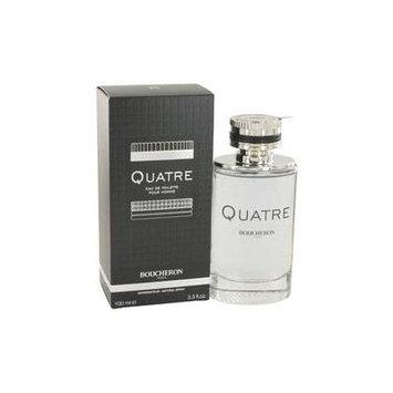 Quatre by Boucheron Eau De Toilette Spray 3.4 oz