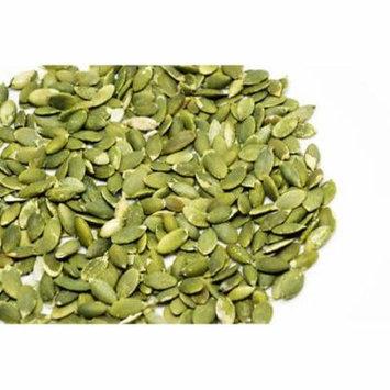 Dry Roasted Shelled Pepitas / Pumpkin Seeds Salted