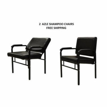 Shampoo Chair Barber Shop Beauty Salon Shampoo Chair Set 2