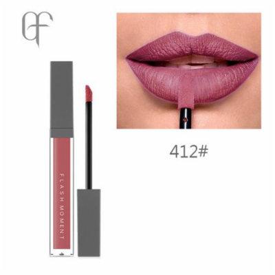 Waterproof Lipgloss Pigment Sexy Lip Matte (#412)