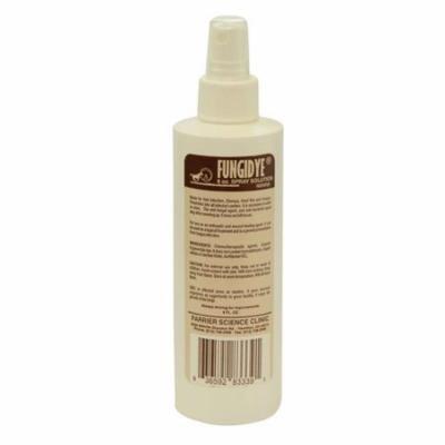 Nufoot FS0007 8 oz Fungidye Horse Hoof Care Spray