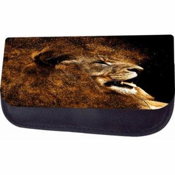LionDust Black Pencil Bag - Pencil Case