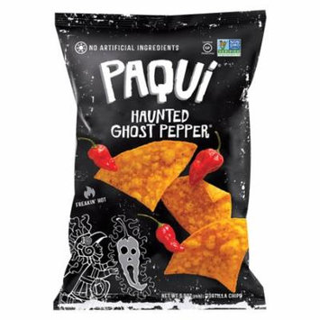 Paqui Tortilla Chip Haunted Ghost Pepper Case of 12 5.5 oz.