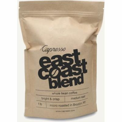 Capresso East Coast Blend Coffee Beans Medium Roast ,16-ounce